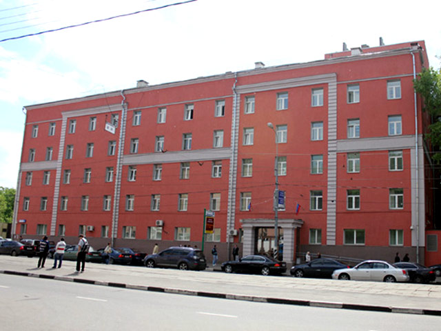 Черемушкинский районный суд (здание)
