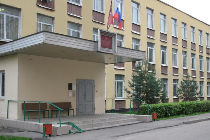 Чертановский районный суд (здание)
