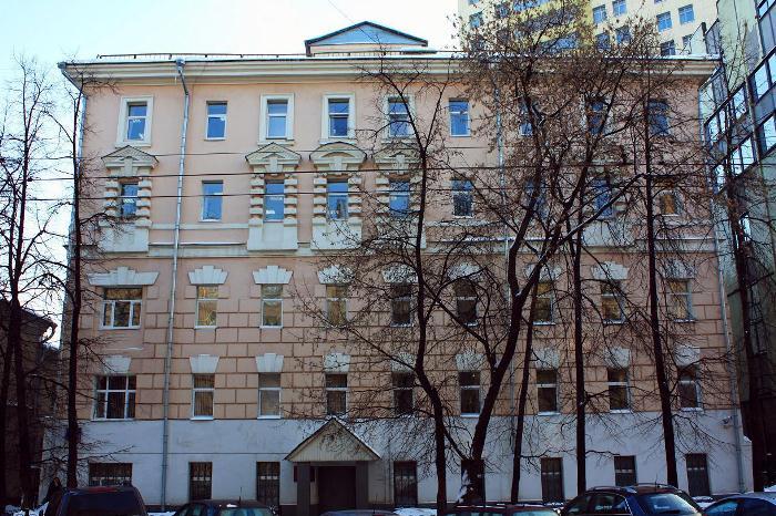 Гагаринский районный суд (здание)