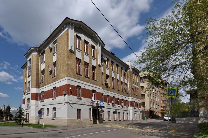 Хамовнический районный суд (здание)