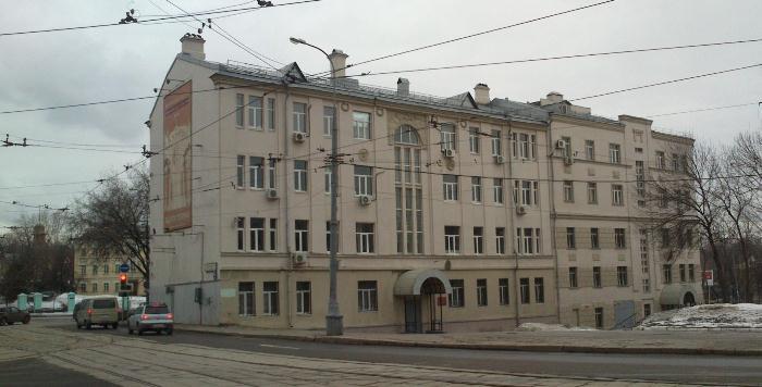 Лефортовский районный суд (здание)