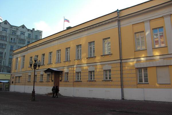 Московский окружной военный суд (здание)
