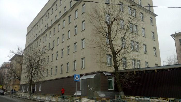 Нагатинский районный суд (здание)