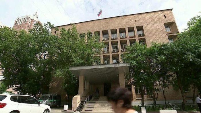 Пресненский районный суд (здание)