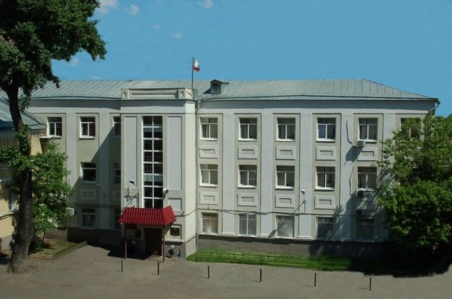 Таганский районный суд (здание)