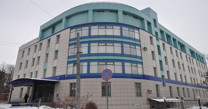 Тимирязевский районный суд (здание)