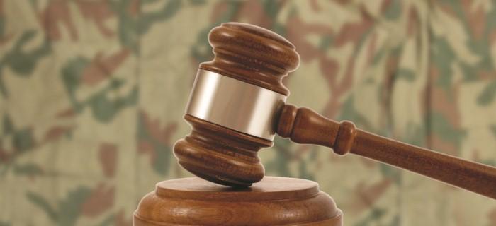 Военные суды Москвы