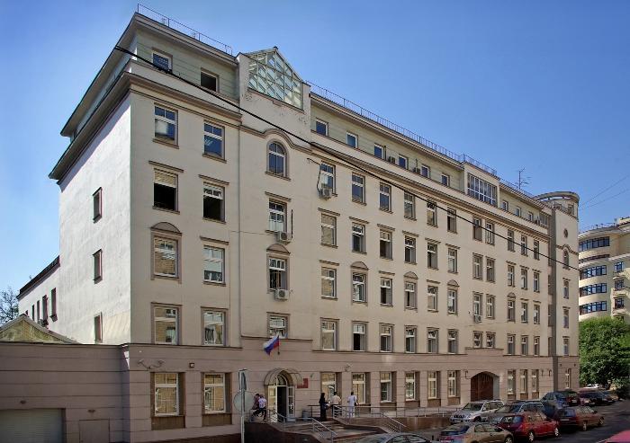 Замоскворецкий районный суд (здание)